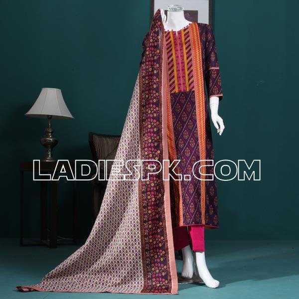 Kashmiri Junaid Jamshed Lawn Collection 2013