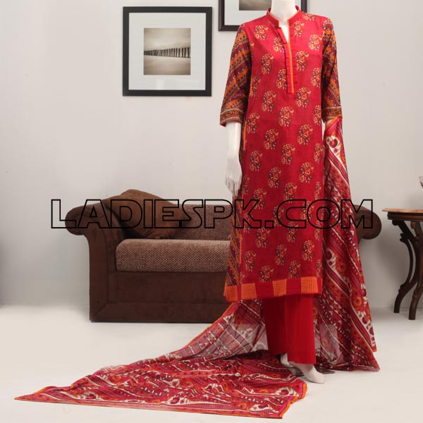 Latest Indian Lawn Prints 2013