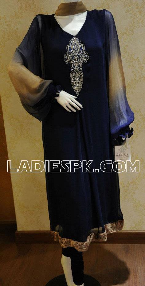 MARIA.B- 2013 Shalwar Kameez Fashion