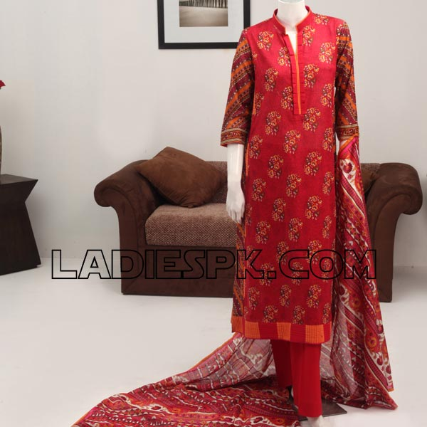 New Indian Lawn Prints 2013 Collection