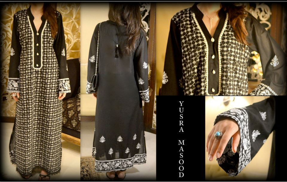 New Kurta Design Style For Girls Women 2013