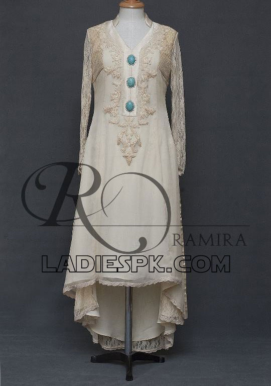 new ramira 2013 gown tail Tail Gown Dresses Style in Pakistan