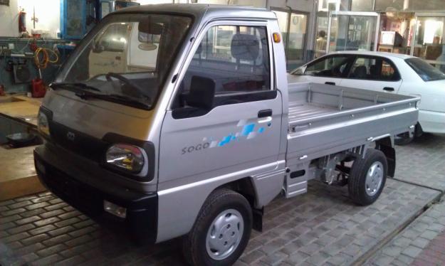 Sogo Pickup 2013
