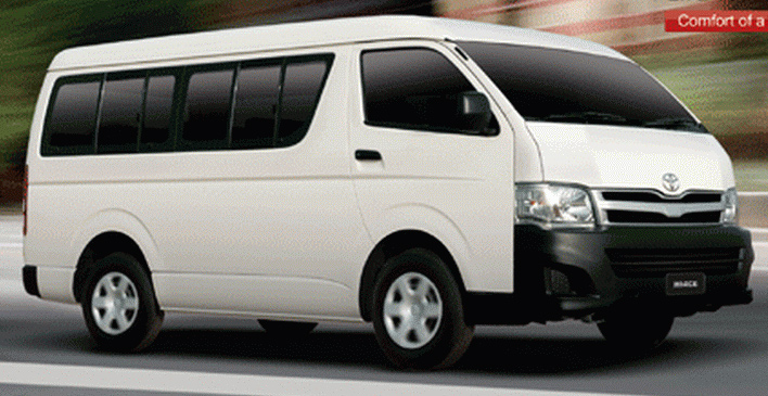 toyota hiace mid roof 2013 in pakistan Toyota Hiace Midroof 2013 Price