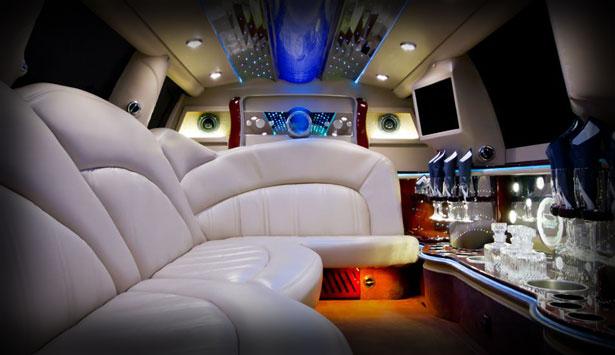 2013 Limousine Inside View
