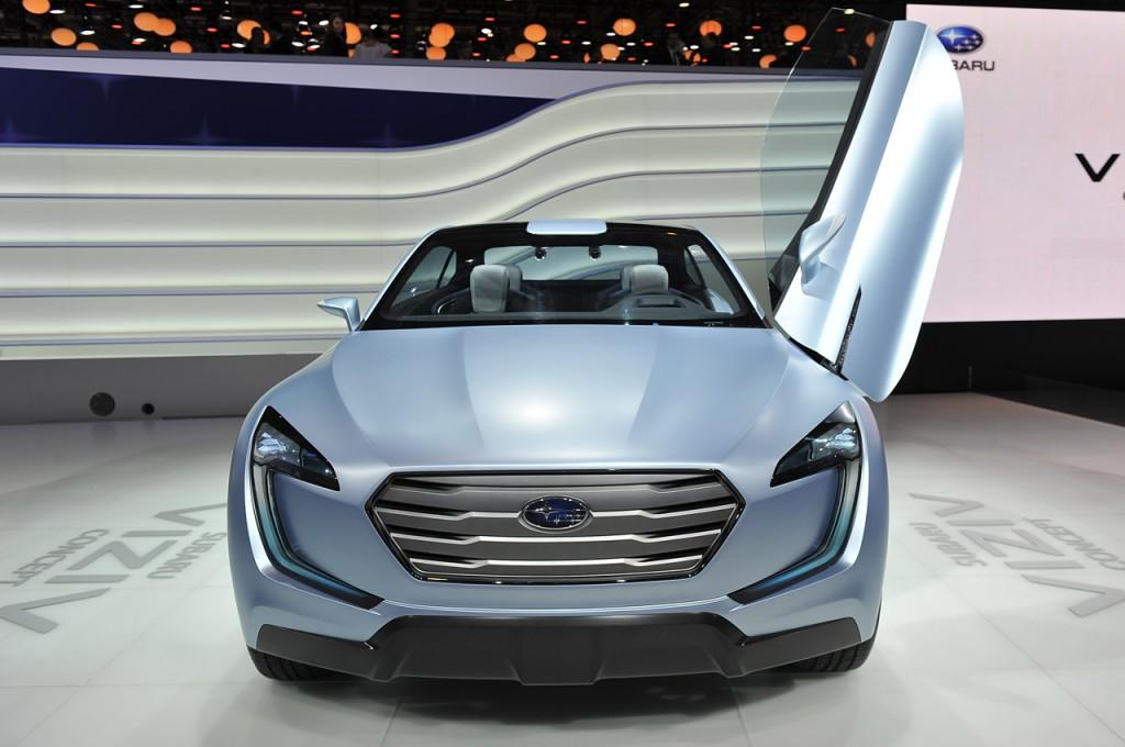 2014 Subaru Viziv Concept