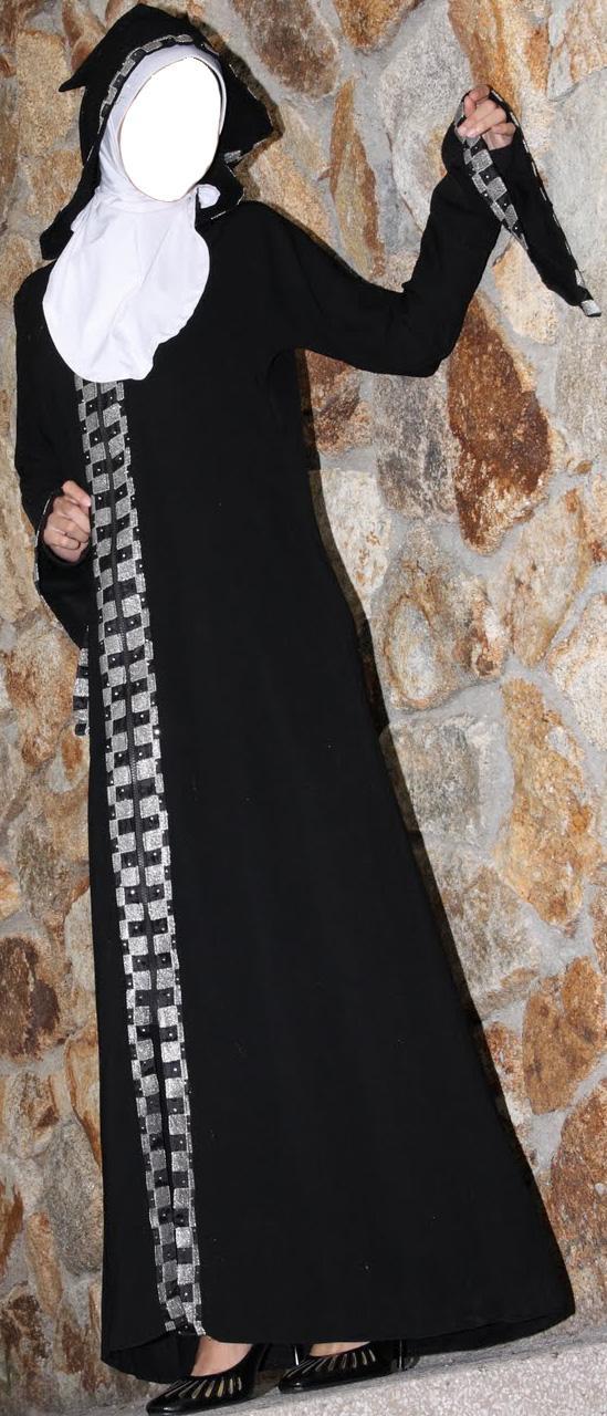 Abaya Burkha Saudi Arabia 2013 in Pakistan Dubai kuwait fashions-2013