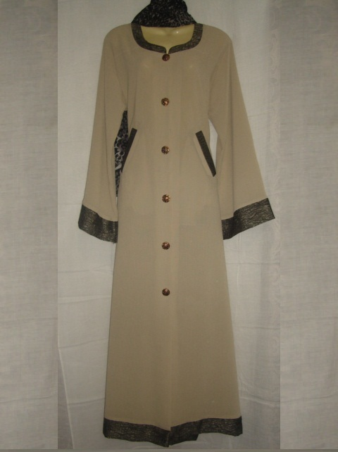 Beautiful Abaya Collection for Muslim Women 2013
