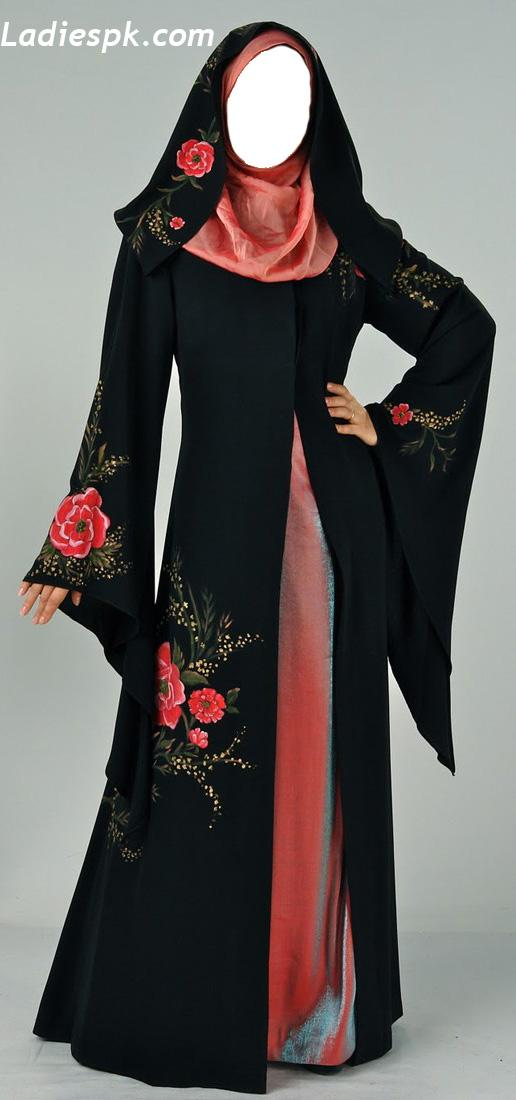 Fancy Abaya Burkha saudi 2013 in Pakistan Dubai kuwait