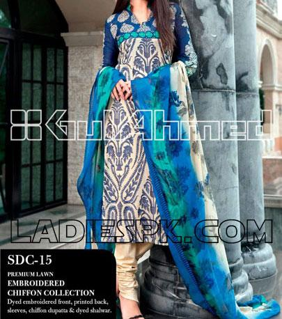 Gul-Ahmed-Chifon-Lawn-Summer-Collection-2013