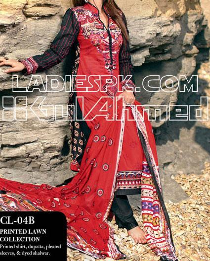 Gul-Ahmed-Lawn-Prints-Summer-Collection-2013