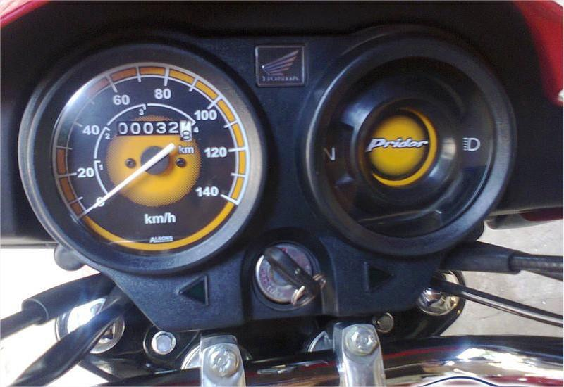 Honda-Pridor-100-cc-Meter