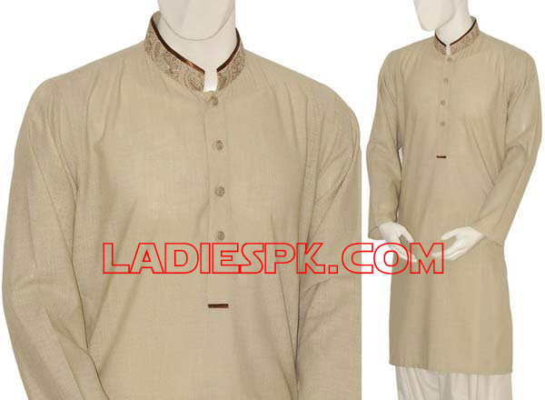 jj men kurta style 2013 2014 Gents Kurta Style for Summer 2013 by Junaid Jamshed