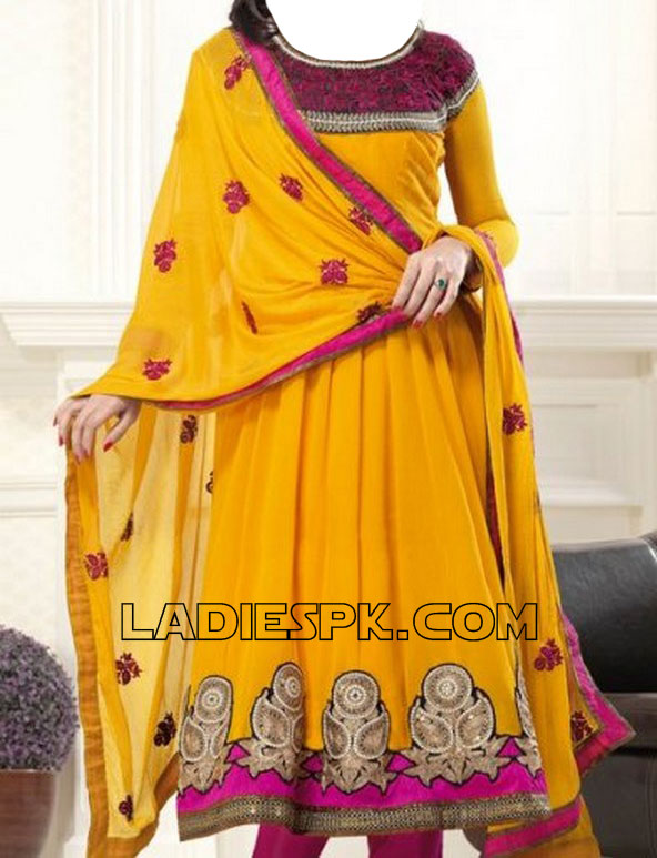 Latest-Anarkali-Frocks-Collection-2013 2014