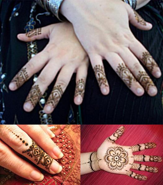 mehndi designs for fingers 2013 Arabic Mehndi Designs for Fingers