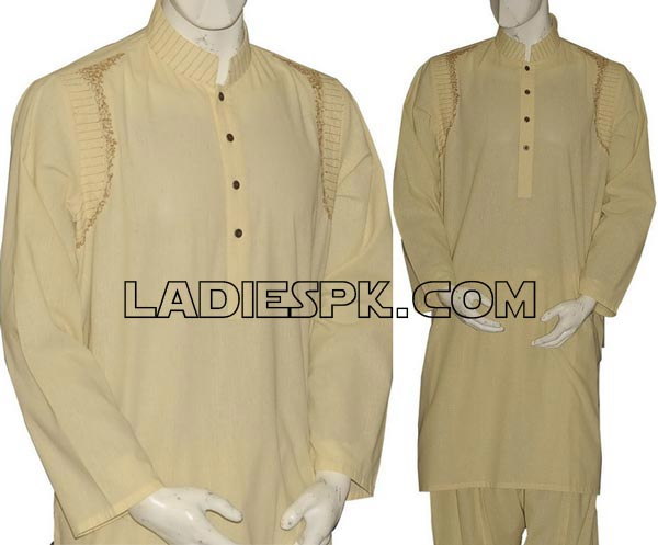 pakistani shalwar kameez design for men