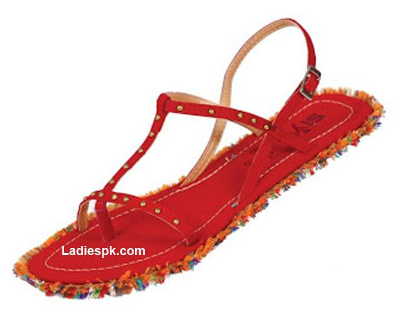 Stylo Red-ballet-flats-slippers-2013-for-Girls-college-university