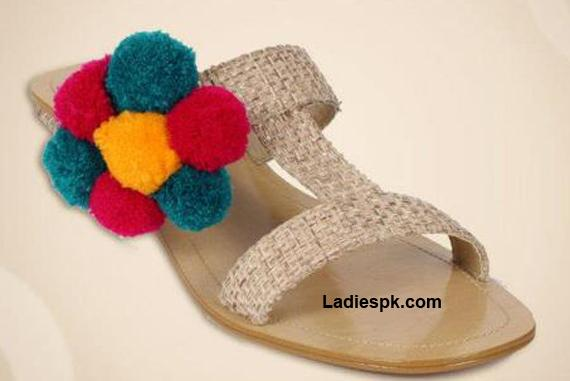 stylo shoes pakistan Stylo Shoes Flats Slippers 2013 for Girls and Women