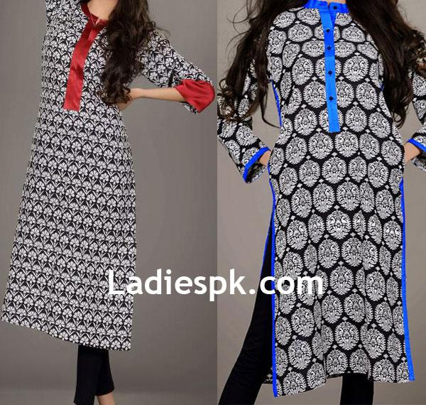 Winter-Girls-Kurta-Silk-by-Fawad-Khan-2013-prices