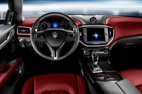 2014 maserati ghibli interior 2014 Maserati Ghibli Photos & Price