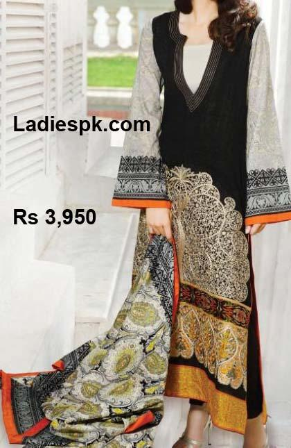 Bonanza-lawn-Collections-Price 2013 for Women