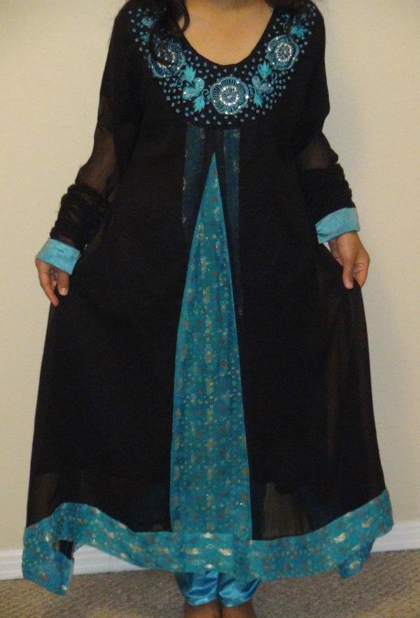 Frock Designs for Girls 2013