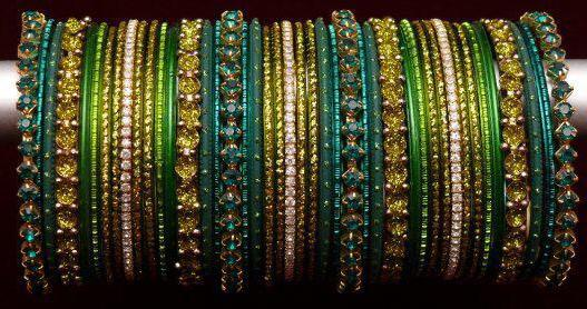 glass bangles images Desing