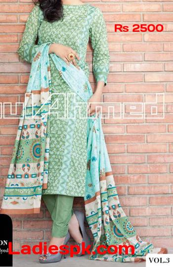 gul ahmed summer lawn 2013 volume 3 magazine kameez Gul Ahmed Lawn Magazine Volume 3 2013 Long Kameez & Prices