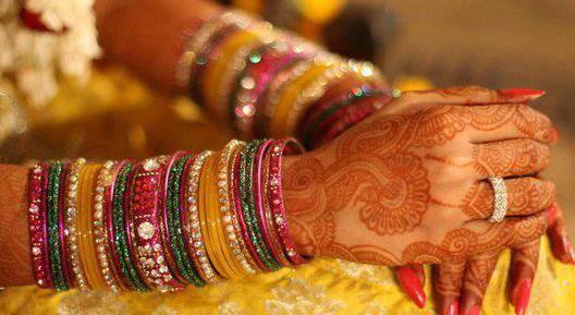 Indian Pics-Glass-Bangles for Mehndi marriage Wedding