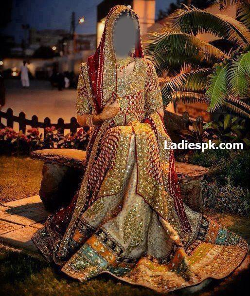 Magnificent Latest Bridal Dress Designs in Pakistan 514 x 607 · 94 kB · jpeg