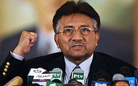 Mushrraf