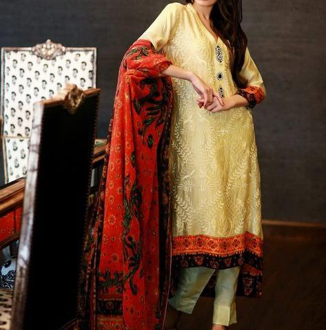 New-Outfits-Summer-Dresses-2013 Sana Salman (Riffat & Sana)