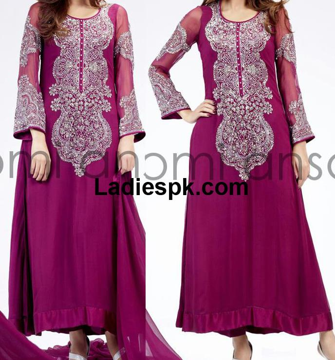 >> Nomi Ansari Latest Dresses Collection >> Party Dresses for Girls