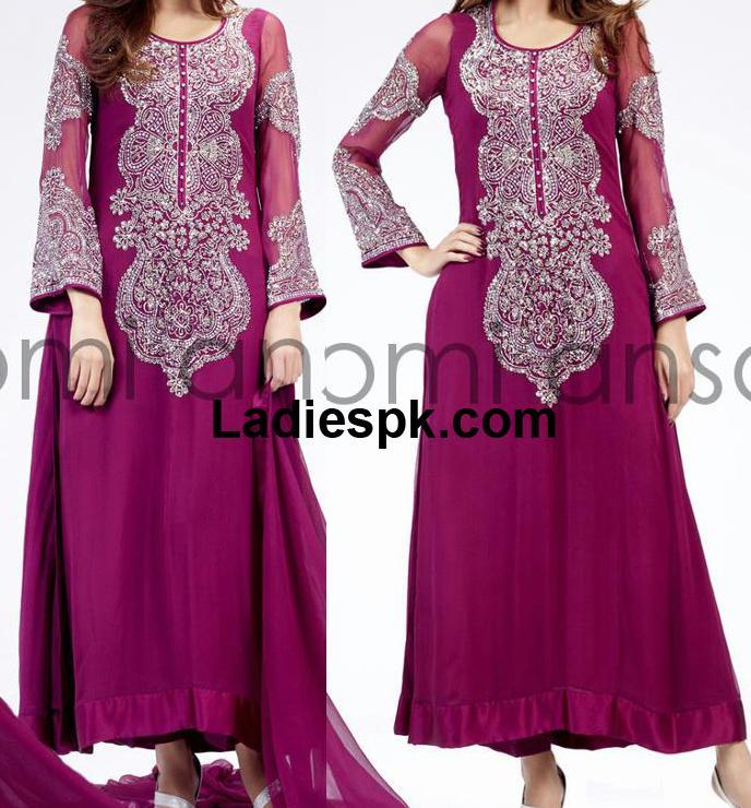 Nomi-Ansari-Latest-Fancy-Party-Wear-Dresses-Collection-2013-purple-boutique
