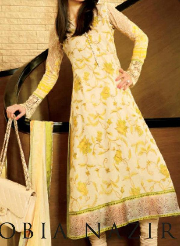 Sobia Nazir Lawn Collection 2013