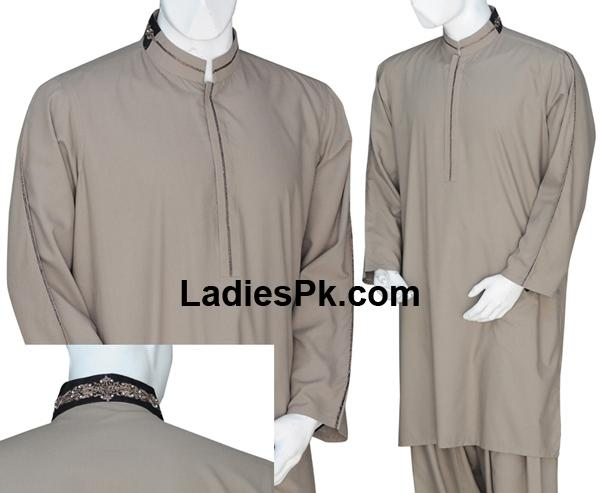 summer men kurta shalwar kameez designs 2013 New Summer 2013 Shalwar Kameez Design for Mens