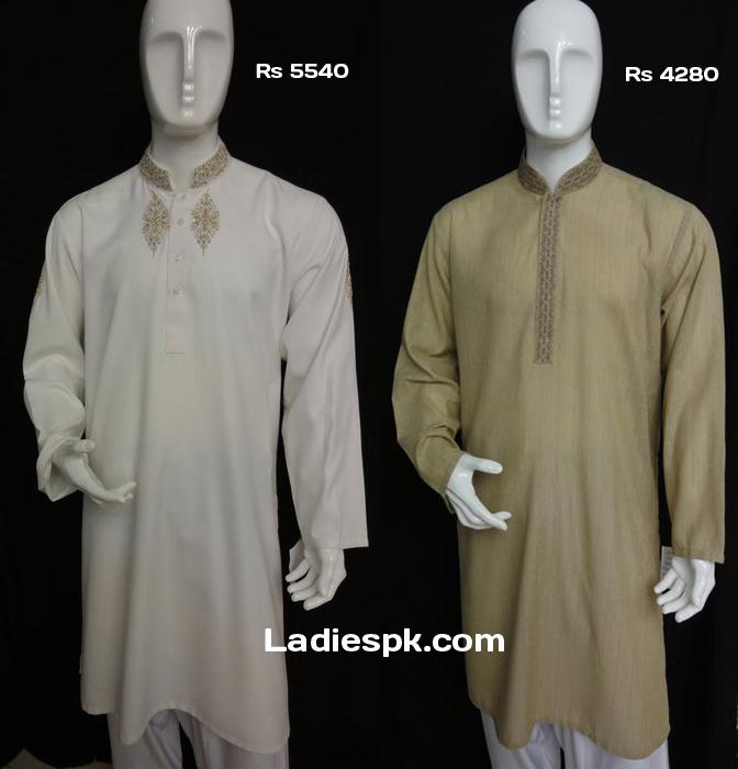 Fancy Bonanza Kurta Shalwar Kameez Men Boys Wedding Party 2013 Price