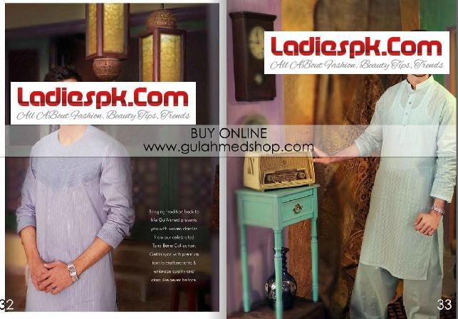 Gul-Ahmed-Menswear-Vol-3-Shalwar-Kameez-Kurta Cotton Lawn Boys