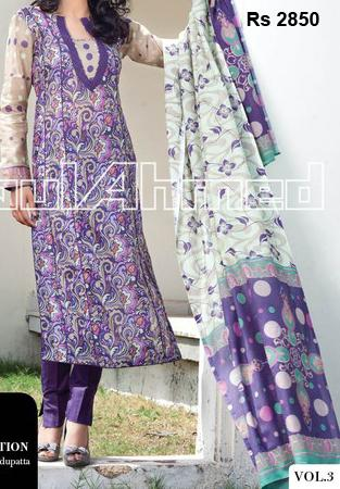 Gul Ahmed-G-Women-Lawn-Collection-2013-Shirts-Prices
