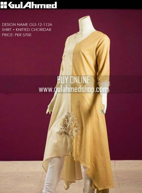 Gul Ahmed-G-Women-Special-Lawn-Collection-2013-Shirts-Knitted-Choridar-2-(1)