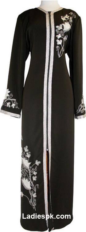 Latest-Burka-Designs pakistani gowns abaya 2013