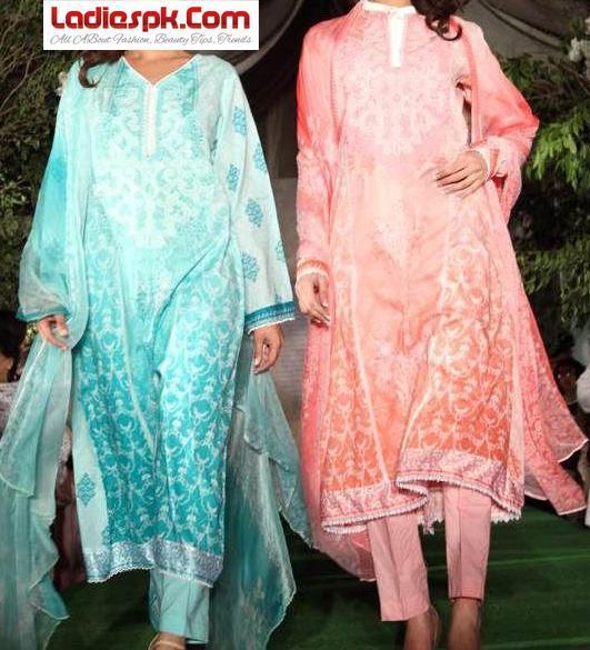 latest-maria-b-lawn-dresses-2013 Kameez Design for Women