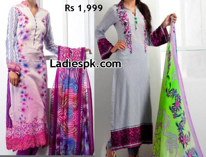 Long-Shirt-Kameez-Feminine-Summer-Lawn-Latest-Collection-2013-by-Shariq-Textiles