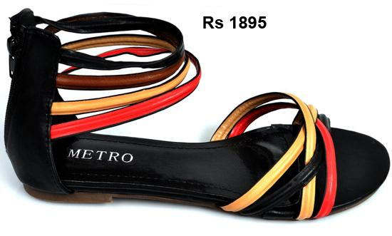 metro shoes summer collection 2013 Flat Girls Women with Price
