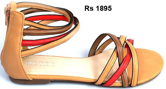 metro shoes summer collection 2013 Girls Women with Price