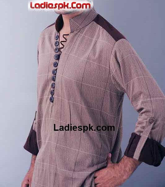 Nishat-Naqsh-Men-Shalwar-Kameez Kurta for Boys 2013