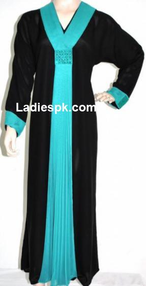 pakistani gowns abaya 2013 Fashion