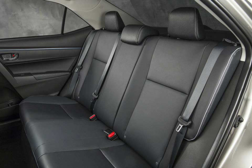 2014 toyota corrolla interior 2014 Toyota Corolla Price in Pakistan & New Features