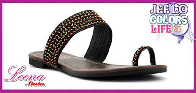 Bata Shoes Summer Collection 2013 Bata Slippers Women Girls Leena by Bata