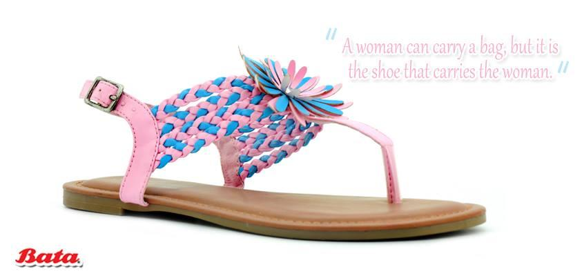 Bata Shoes Summer Collection 2013 for Women Sandals for Girls Pakistan